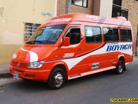 Microbuses Mercedes Benz Sprinter 413
