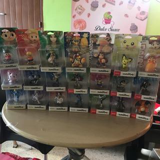 Amiibos Raros Super Smash Bross Nuevos