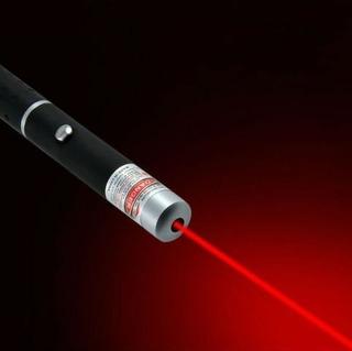 Puntero Laser En Forma De Esfero Con Luz Roja A Domicilio