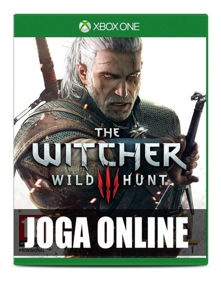 The Witcher 3 Online - Primario - Wild Hunt Xbox One