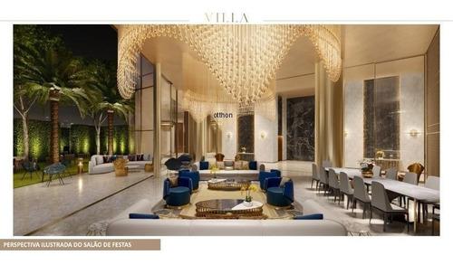Villa Versace, Exclusividade E Glamour! 149m², 3 Suítes, 2 Vagas! Moema. - Ap00075 - 69542928