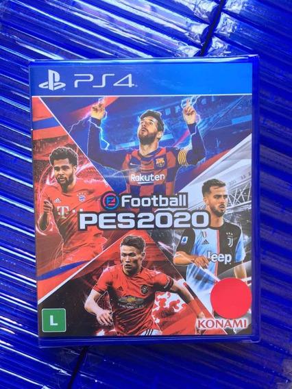 Pro Evolution Soccer 2020 Novos Lacrados