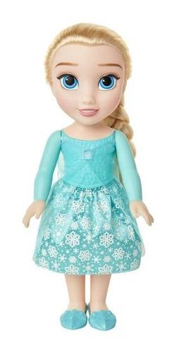 Imagem 1 de 1 de Boneca Elsa Frozen Disney 35cm Clássica Mimo