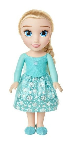 Boneca Elsa Frozen Disney 35cm Clássica Mimo