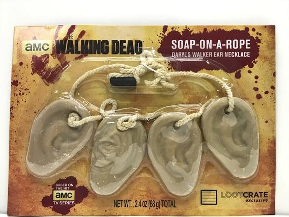 Walking Dead Orejas De Jabon Daryl Dixon En Cuerda Costplay
