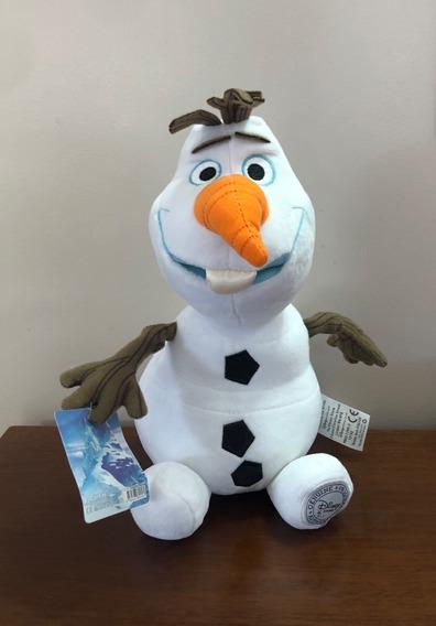 Pelucia Olaf Filme Frozen Disney 25 Cm