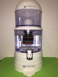 Filtro Purificador De Agua, Pure Hydration, Puregravity