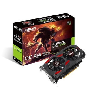 Tarjeta De Video Asus Nvidia Geforce Gtx 1050 Ti Cerberus Oc