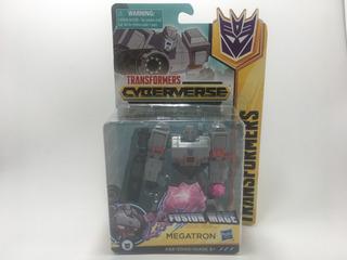 Hasbro Transformers Cyberverse Megatron