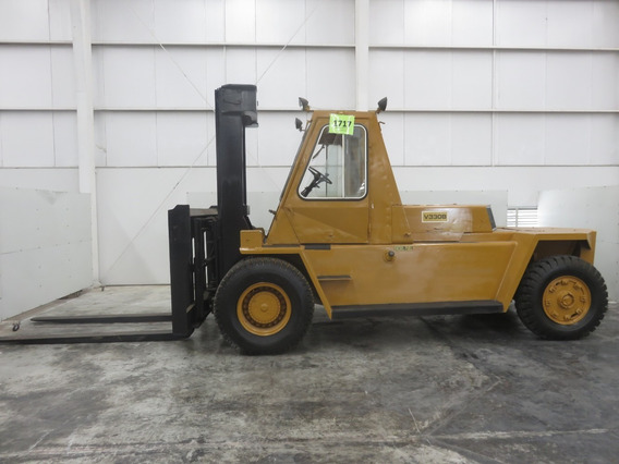 Id-1717 Montacargas Hombre Sentado Caterpillar 3300lb Diesel