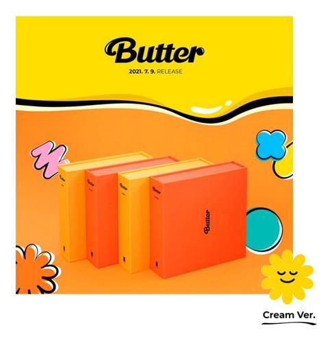 Imagen 1 de 10 de Cd Bts - Butter Cream Version - Importado + Póster Regalo