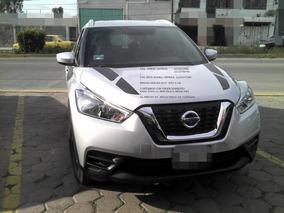 Nissan Kicks 1.6 Sense 2017 Manual 4 Cil *hay Credito