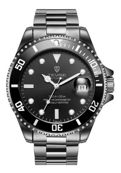 Relógio Automático Submariner À Prova D