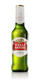 Cerveza Stella Artois Porron 335 Ml Porron X 24 Unidades
