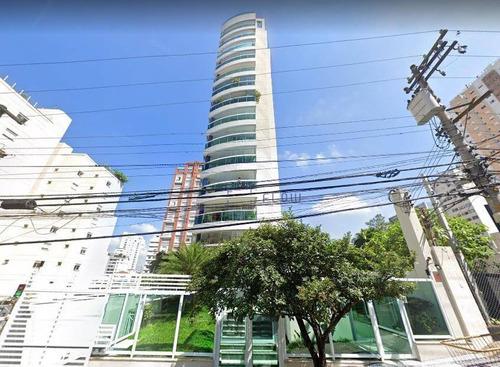 Imagem 1 de 30 de Cobertura Com 4 Dormitórios À Venda, 375 M² Por R$ 3.700.000,00 - Pinheiros - São Paulo/sp - Co0465