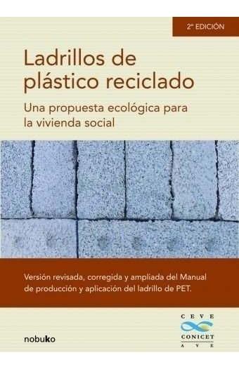 Libro - Ladrillos De Plástico Reciclado