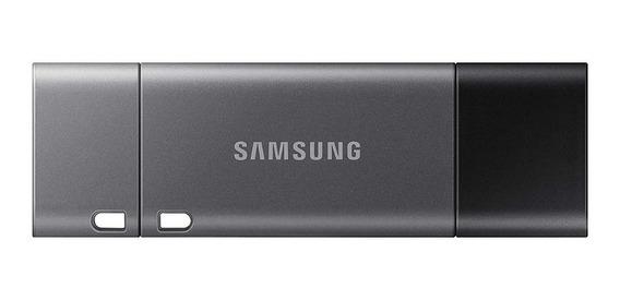 Pendrive Samsung Duo 64 Gb Pc E Smartphone Usb 3.1 Usb C