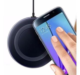 Base Pad Cargador Inalámbrico Qi S6 S7 Note5 LG Nokia Etc...