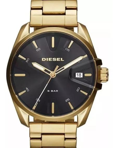 Relógio Diesel Masculino Dourado Dz1865