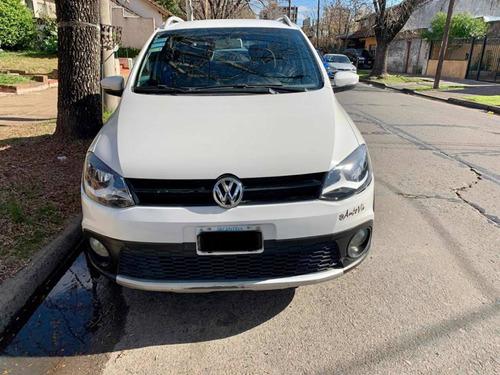 Imagen 1 de 7 de Volkswagen Crossfox 1.6 Trendline 2013