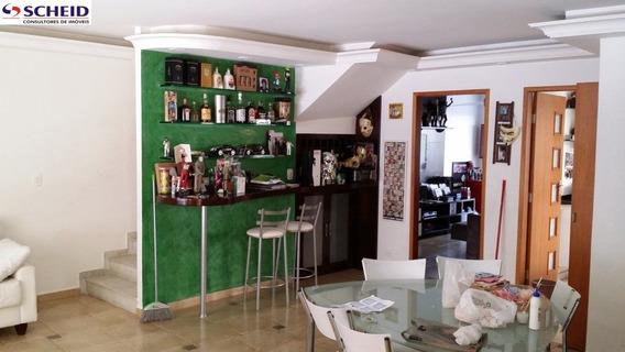 *lindo Sobrado 210 M²: 3 Dorms, 1 Suíte, 4 Banheiros, 3 Vagas!!!* - Mc199