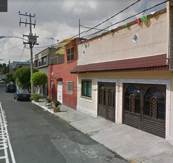 Casa En Venta Remate Hipotecario En Del Gustavo A Madero!!!