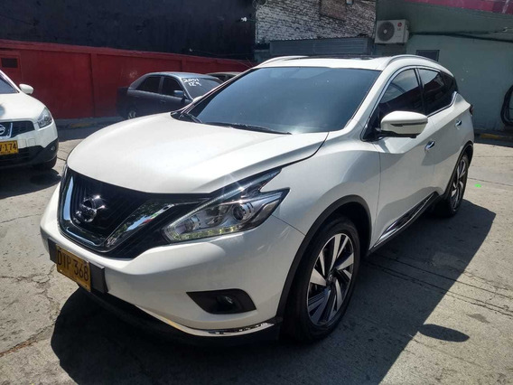 Nissan Murano 2018 Impecable