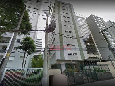 Apartamento Com 2 Dormitórios À Venda, 130 M² Por R$ 800.000 - Paraíso - São Paulo/sp - Ap1698
