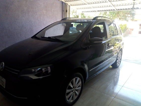 Volkswagen Spacefox 1.6 Trend Total Flex I-motion 5p 2012