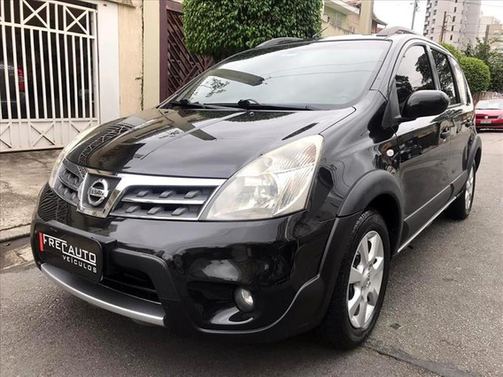 Nissan Livina 1.6 Sl X-gear 16v Flex 4p Manual