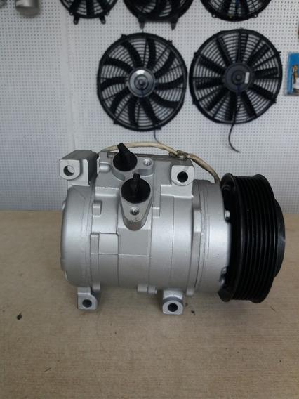 Compressor Ar Condicionado Hilux Após 2003 - Remanufaturado