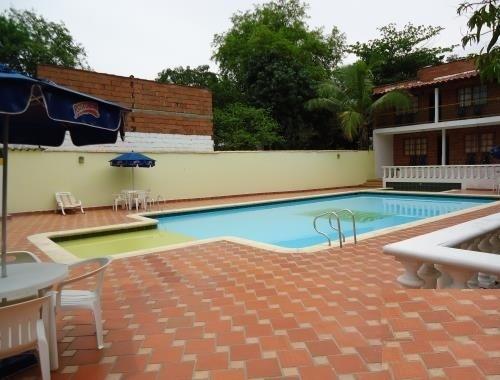Hotel - Hostal Santa Fe De Antioquia Se Vende
