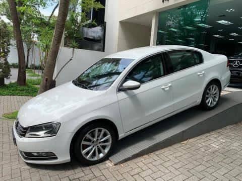 Volkswagen Passat 2.0 Tsi 16v Gasolina 4p Automatizado