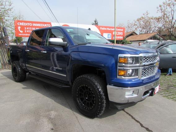 Chevrolet / Gm Silverado 5.3 Aut 4x4 Ltz 2015