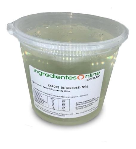 Xarope De Glucose Líquido - 1kg - Ingredientes Online