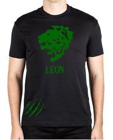 Camiseta Estampada León Futbol