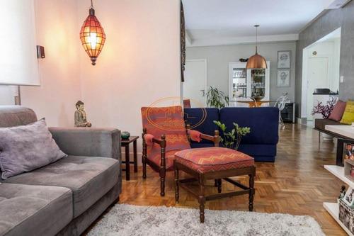 Apartamento  Com 2 Dormitório(s) Localizado(a) No Bairro Jardim Paulista Em São Paulo / São Paulo  - 3710