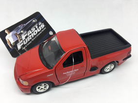 Miniatura Ford F-150 Svt Lighting Velozes E Furiosos