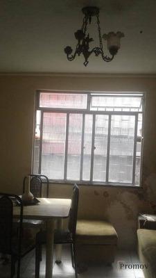 Vendo Apartamento Na Canal 4 C/ Garagem Pra Comercio. - Ap0747