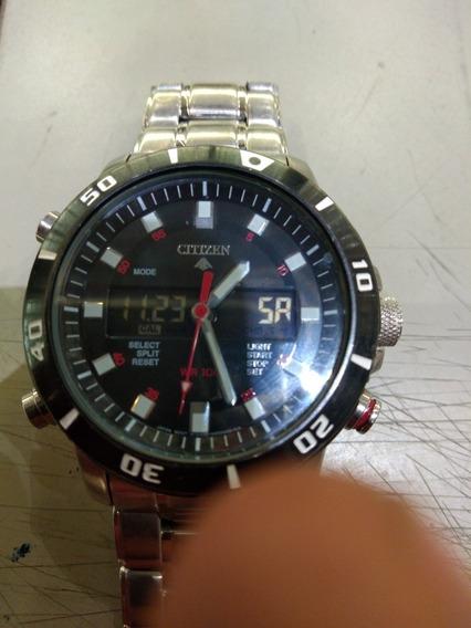 Relógio Citizen Promaster Zerado Top De Linha