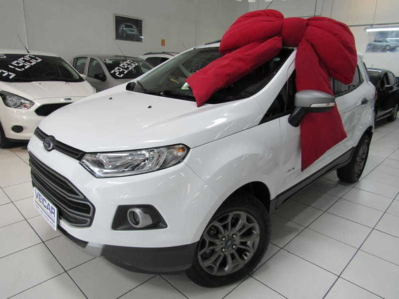 Ford Ecosport 2.0 Freestyle 4wd 16v Flex 4p Manual 2017