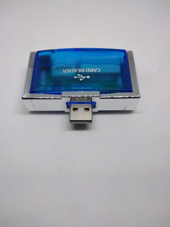 Lector Memorias All In One Card Reader