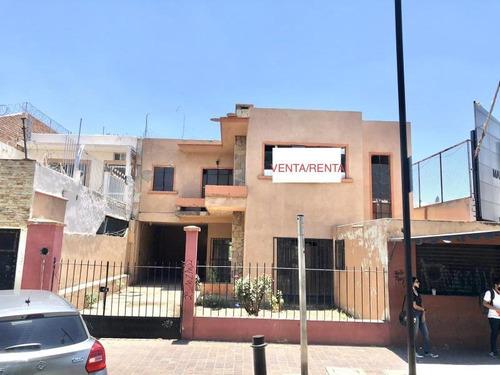 Imagen 1 de 1 de Casa Uso De Suelo En Renta Leon Centro