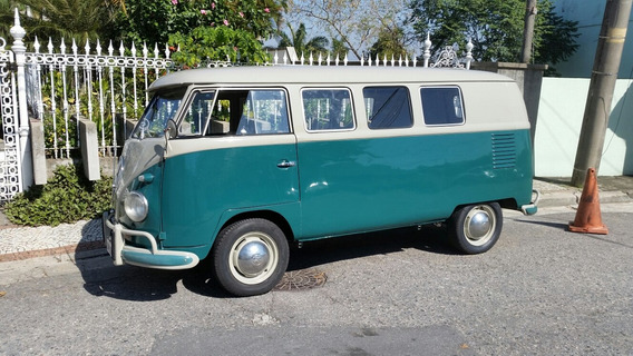Kombi Vw Bus Samba Volkswagen Kombi 1962 Furgão 75 Barndoor