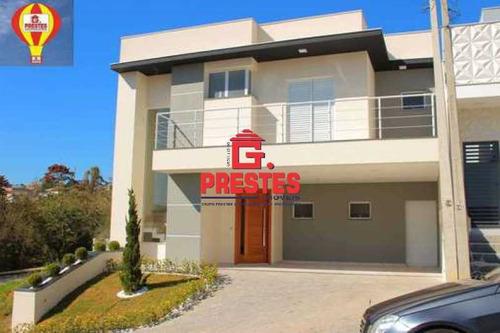 Casa Em Condomínio-à Venda-jardim Novo Horizonte-sorocaba - Stcn30045