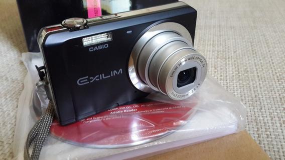 Camara Casio Exilim Ex-zs5 14.1 Mp