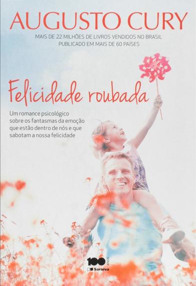 Livro Felicidade Roubada - Novo