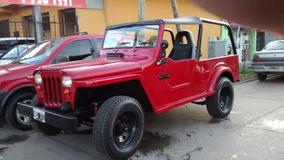 Jeep Unico! Hecho 0km A Estrenar Motor 250 1970