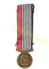 Miniatura Medalha Sesquicentenário Polícia Militar São Paulo