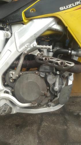 Motor Rmz 450 Completo - Com Parte Eletrica E Radiadores